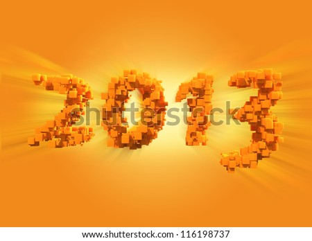golden New Year 2013