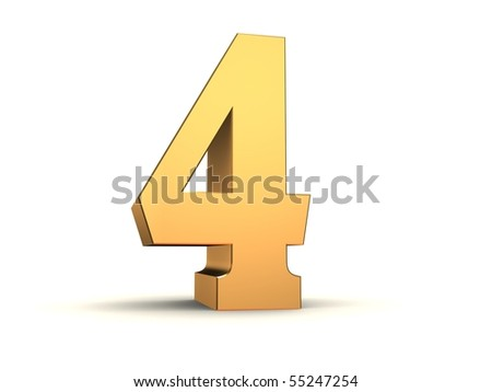 golden number - 4