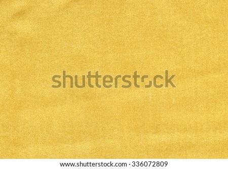 Golden organza texture background