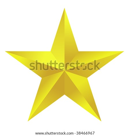 Golden Pentagonal Star
