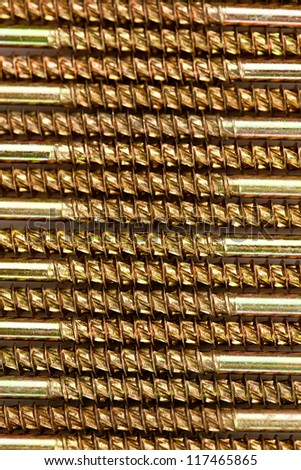 Golden Self-threading screws