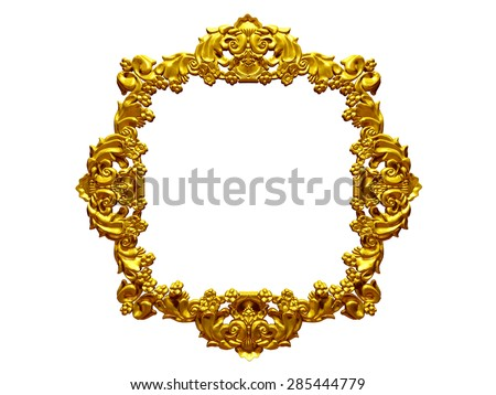 golden sun  - stock photo