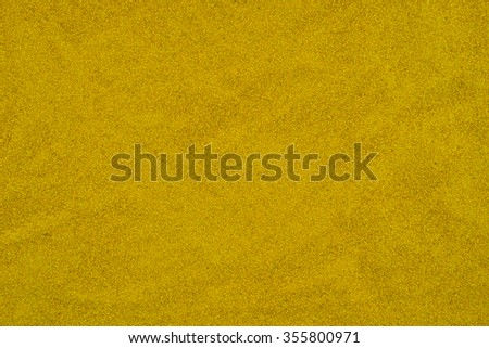 Golden textured sand