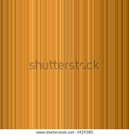 Golden vertical lines digitally generated background. - stock photo