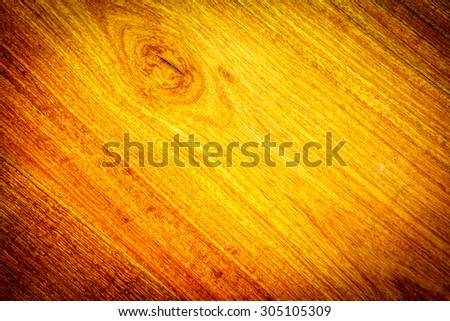 Golden wood texture backgrounds - stock photo