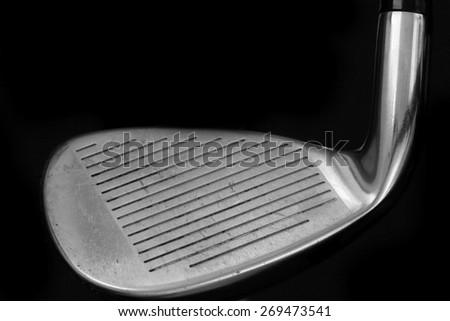 golf club - stock photo