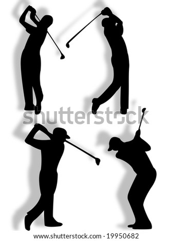 couples dancing on notes silhouette symbol stock