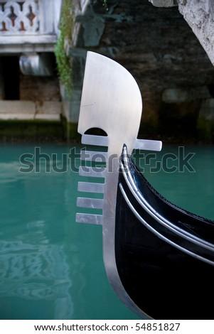 Gondel in Venedig, Italien - stock photo