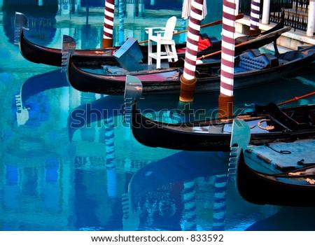 Gondola - stock photo