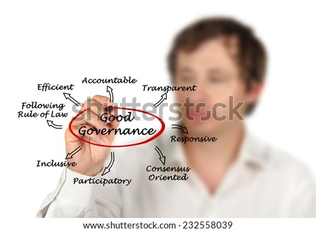 Good Governance - stock photo