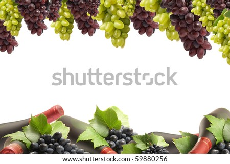 Good harvest - stock photo