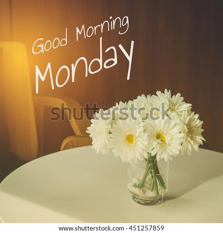 Good morning stock images royalty free images vectors - Good morning monday images ...