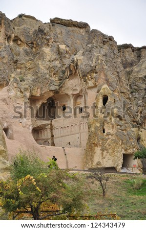 Goreme was built as a Citadel to Defend against attack, Goreme Turkey