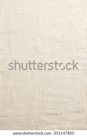 Gorgeous hessian canvas texture - stock photo