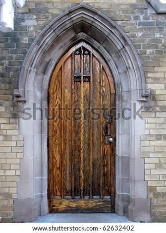 Gothic door & Gothic Door Stock Images Royalty-Free Images u0026 Vectors   Shutterstock pezcame.com
