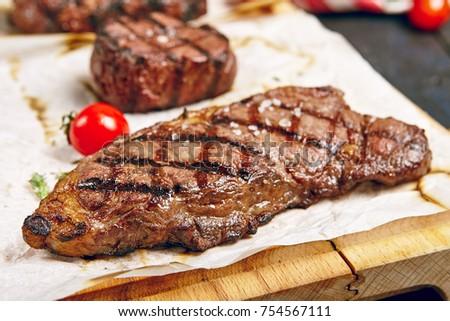 Gourmet Steak