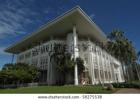 Government House in Darwin