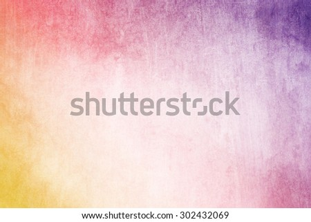 gradient color abstract background with designed grunge  texture - stock photo