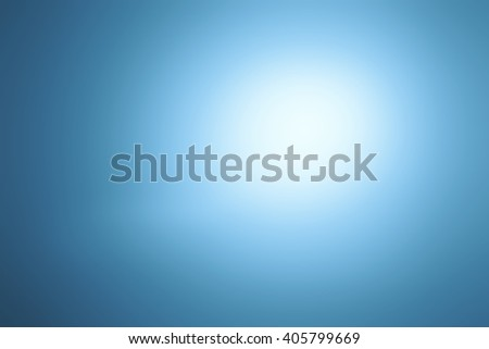 gradient dark blue background / blue wallpaper / Smooth gradient background / Website background blue sky abstract wallpaper design  - stock photo