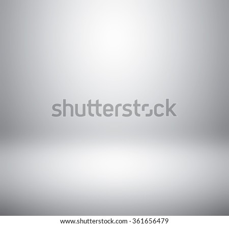 Gradient gray abstract background - stock photo