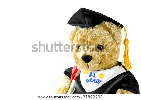 Graduation Gift - stock photo