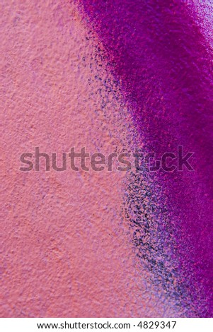 graffiti on the wall - stock photo