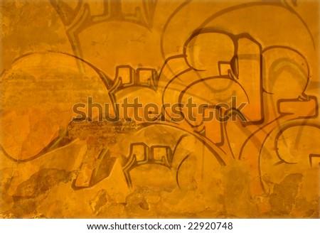 Grafiti - stock photo