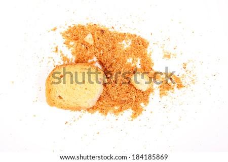 Grain cracker - stock photo