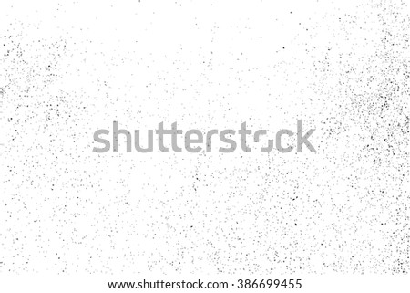 Grainy abstract texture on white background. Design element. Bitmap illustration. - stock photo