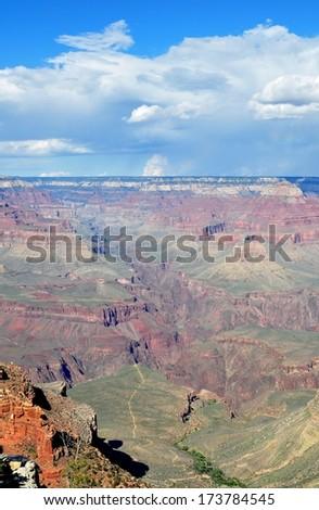 Grand Canyon 3 - stock photo