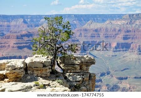 Grand Canyon 6 - stock photo
