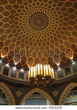 Grand Dome - stock photo