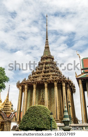 Grand Palace, Bangkok - stock photo