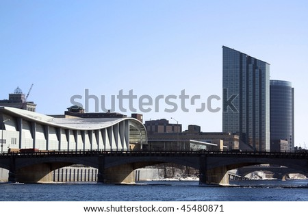 Grand Rapids, Michigan. - stock photo
