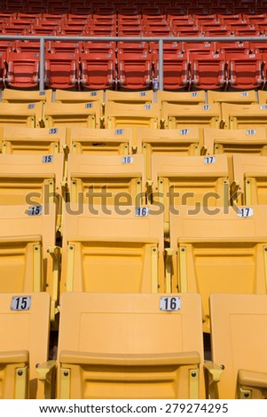 Grandstand Sports Watch - stock photo