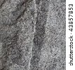 Granite boulder texture - stock photo