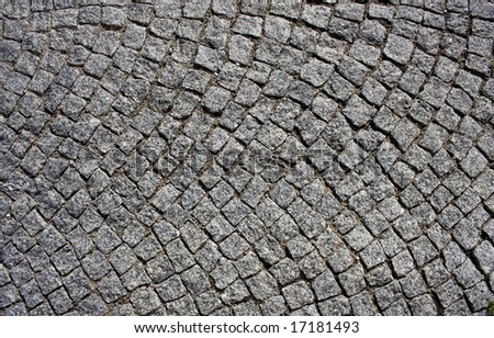 Granite brick texture - stock photo