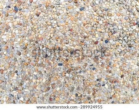 Granite Floor Texture - stock photo