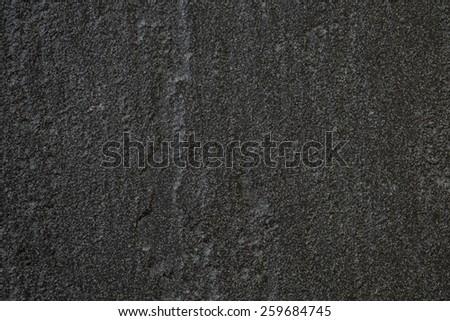 granite wall - stock photo