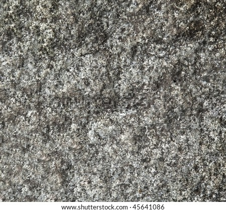 Granite with natural surface