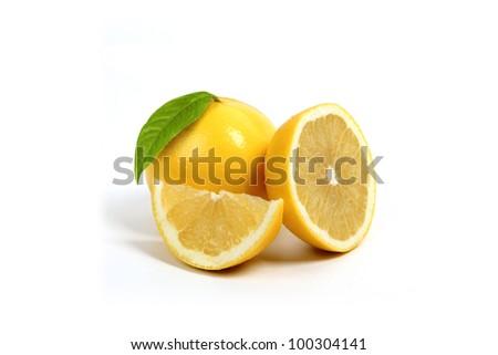 grapefruit - stock photo