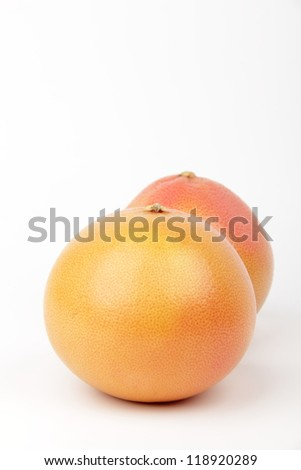 grapefruits as a diet food