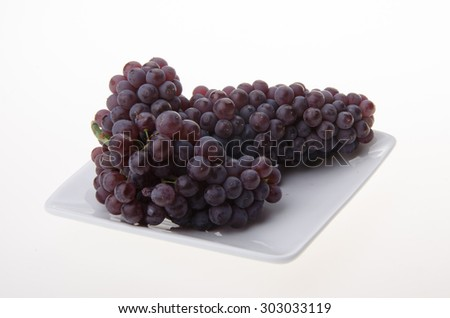 grapes. grapes on the background. - stock photo