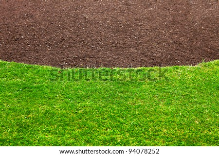 grass and soil background