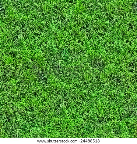 Grass seamless pattern. - stock photo