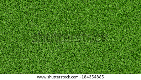 grass texture plane perpendicular shooting - stock photo