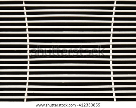 grating - stock photo