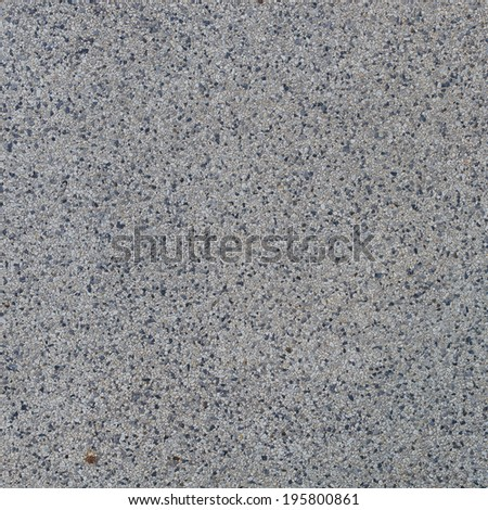 Gravel texture floor as background image - stock photo