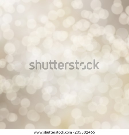 gray abstract background with bokeh lights  - stock photo
