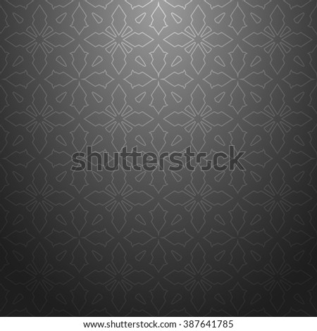 Gray abstract striped textured geometric pattern